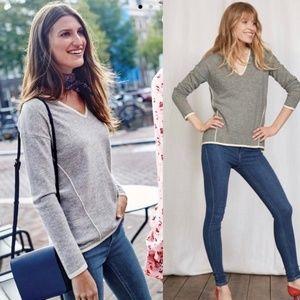 Boden Agnes VNeck Sweater